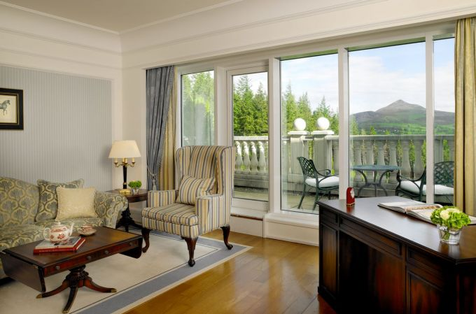 5-star Powerscourt Hotel Wicklow